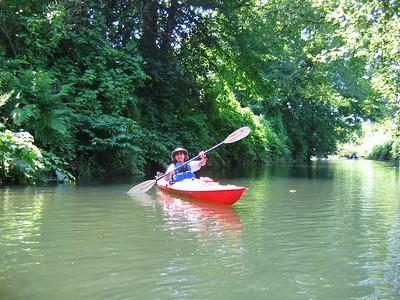 Columbia River Kayak B 301