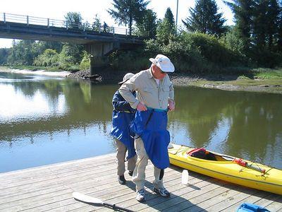 Columbia River Kayak B 233