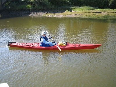 Columbia River Kayak B 237