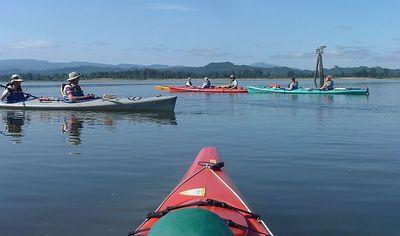 Columbia River Kayak B 253