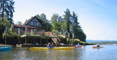 Columbia River Kayak B 245