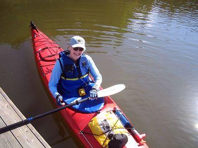 Columbia River Kayak B 236