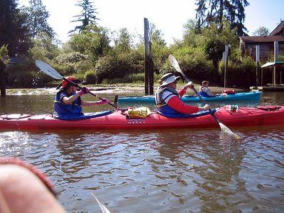 Columbia River Kayak B 249