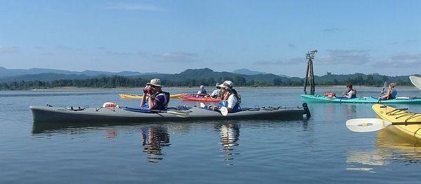 Columbia River Kayak B 255