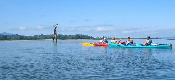 Columbia River Kayak B 254