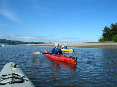 Columbia River Kayak B 244
