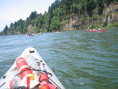 Columbia River Kayak B 103