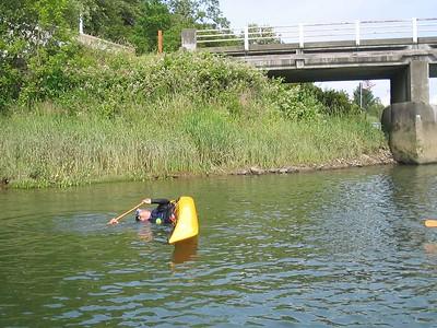 Columbia River Kayak B 120