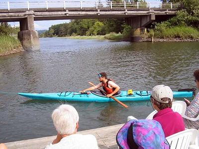 Columbia River Kayak B 121