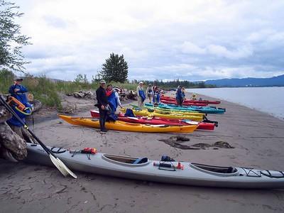 Columbia River Kayak B 142