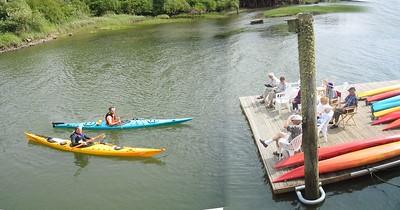 Columbia River Kayak B 115