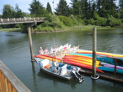 Columbia River Kayak B 116