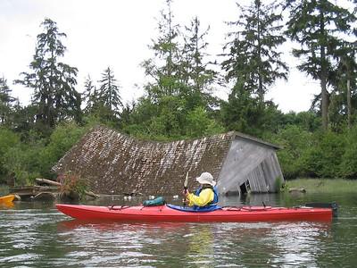 Columbia River Kayak B 140