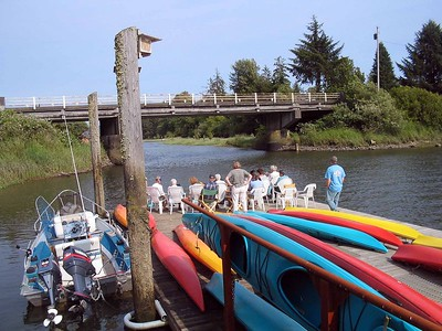 Columbia River Kayak B 117