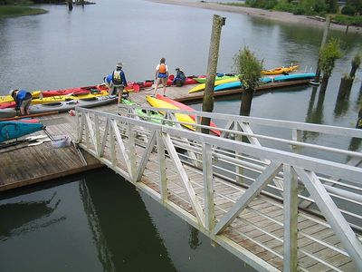 Columbia River Kayak B 131