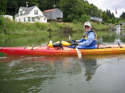 Columbia River Kayak B 141