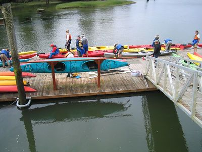Columbia River Kayak B 132