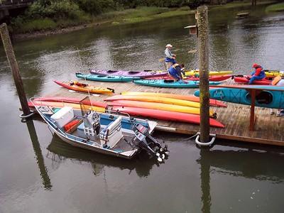 Columbia River Kayak B 133
