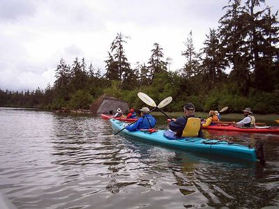 Columbia River Kayak B 139