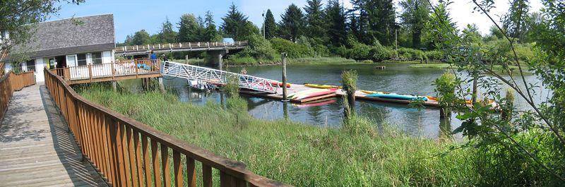 Columbia River Kayak B 110
