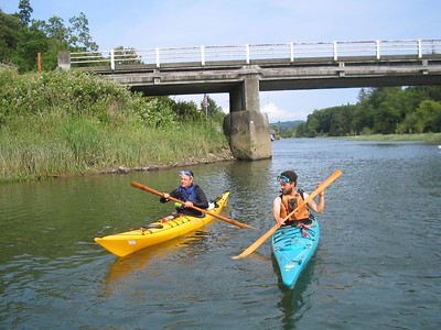 Columbia River Kayak B 118