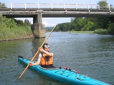 Columbia River Kayak B 119