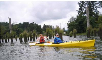 Columbia River Kayak B 135