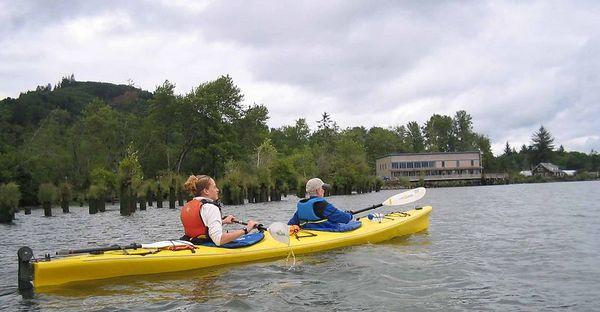 Columbia River Kayak B 136