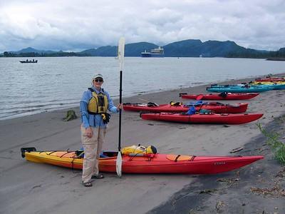 Columbia River Kayak B 143