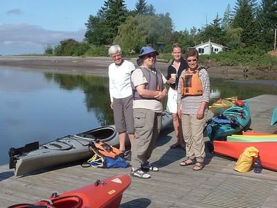 Columbia River Kayak B 114