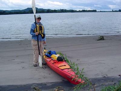 Columbia River Kayak B 144