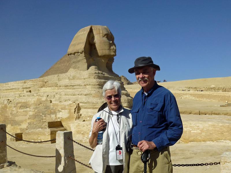06 Giza Pyramids & Sphinx 084