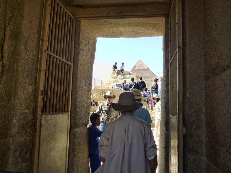 06 Giza Pyramids & Sphinx 082