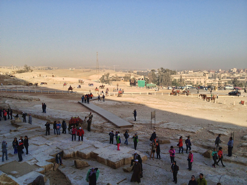06 Giza Pyramids & Sphinx 040