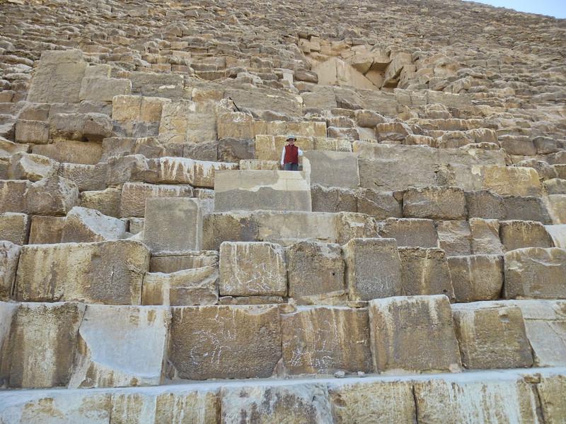 06 Giza Pyramids & Sphinx 037