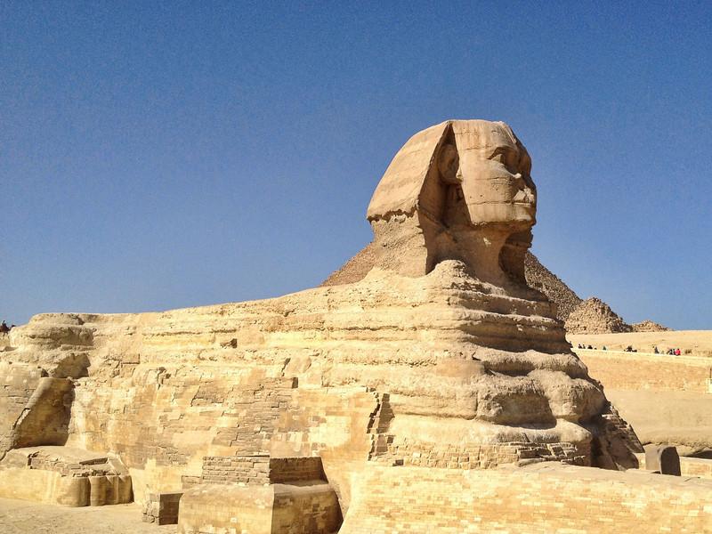 06 Giza Pyramids & Sphinx 085