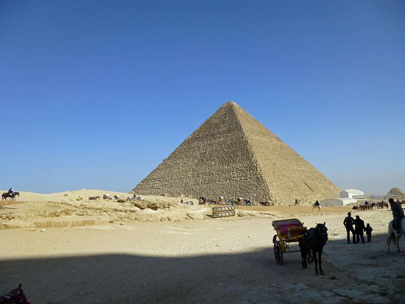 06 Giza Pyramids & Sphinx 078