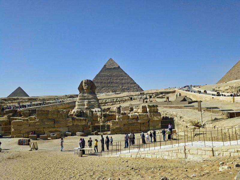 06 Giza Pyramids & Sphinx 080