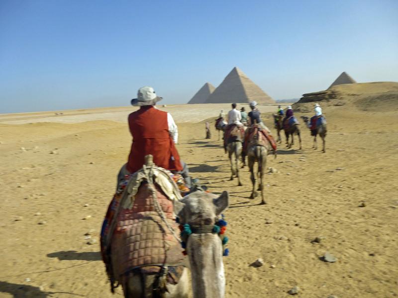 06 Giza Pyramids & Sphinx 060