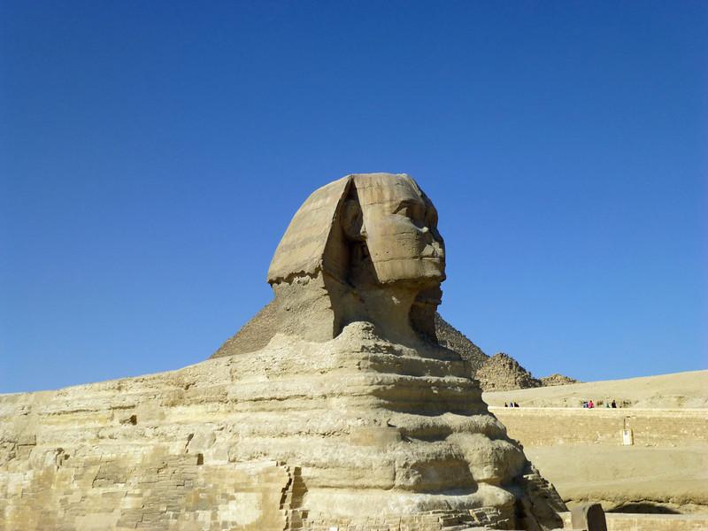 06 Giza Pyramids & Sphinx 083