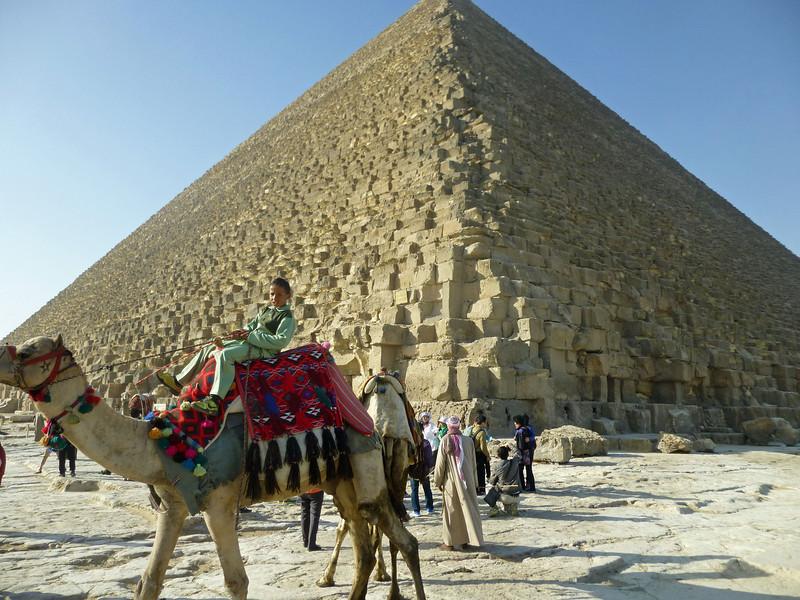 06 Giza Pyramids & Sphinx 041