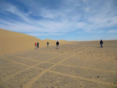 10 Desert Sands116