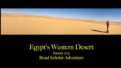 Egypt Western Desert 720