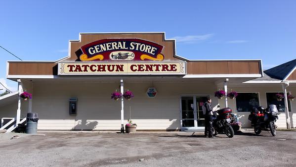 General Store in Carmacks