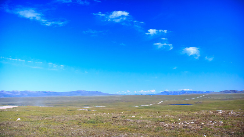 Dalton Highway just south of Atigun Pass