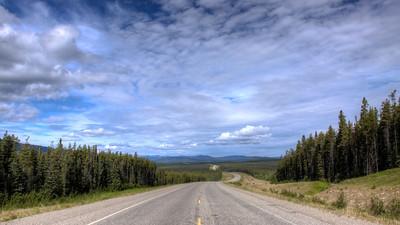 ALCAN Highway, Yukon Territory