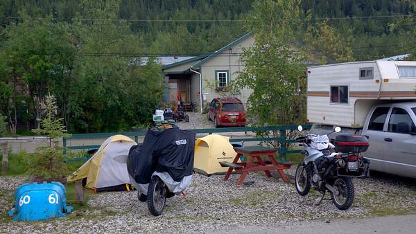 Gold Rush campground