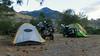 Lillooet campsite