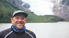 Craig at Bear Glacier