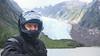 John at Bear Glacier